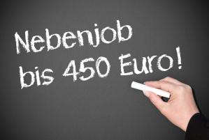 Nebenjob bis 450 Euro
